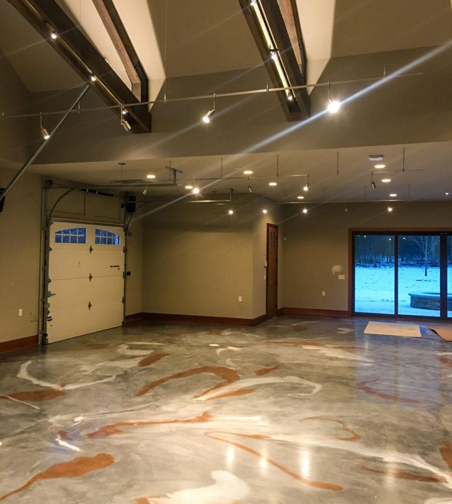 Custom Garage Interiors Cabinets